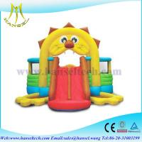 Wholesale Hansel Frozen Castles Inflatable Bouncer ,Inflatable Slide For Children Toy Games from china suppliers