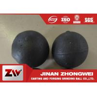 Wholesale High Hardness Cast Iron Balls 1-30 Cr Medium Chrome Ball Mill Media from china suppliers