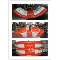 Wholesale Hot Sale PVC Inflatable Banban Boat for Sale from china suppliers