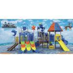 Wholesale Children's Dolphin Slide Water Playground Equipment Aquatic Playground Equipment from china suppliers