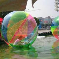 Wholesale Colorful Transparent Inflatable Walking Ball For Water Amusement Park from china suppliers