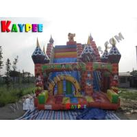 Wholesale Inflatable Dis ney land slide , Inflatable slide Game from china suppliers