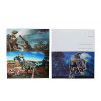 Wholesale Lenticular Image Printing 3D Lenticular Postcard Personalized Design from china suppliers