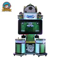 China Fun Coin Operated Football Machine , Kids Game Machine Modern Style on sale