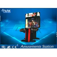 China House Of Dead 4 Shooting Arcade Machines With Nice Sounds System 320W on sale