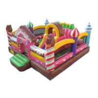Wholesale Inflatable Candy House /Inflatable Bounce House WSC-233 from china suppliers