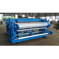 China Fully Automatic Welded Wire Mesh Machine For Roll Mesh / Construction Building on sale