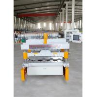 Wholesale Double Layer Roll Forming Equipment / Roofing Sheets Machine With 12 Rows from china suppliers