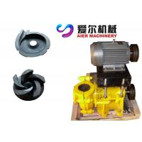 Wholesale Energy Saving Mining Slurry Pump Pneumatic Trash Pump Anti - Abrasive Material from china suppliers
