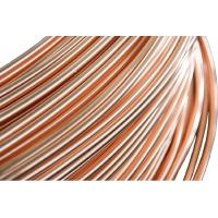 Wholesale Air Conditioning Copper Pipe 6 * 0.7 mm For Freezer , Condenser from china suppliers