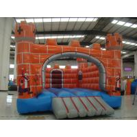 Wholesale Commercial Use Happy Kids Inflatable Bouncy Castle Children Inflatable Jumping Castle from china suppliers