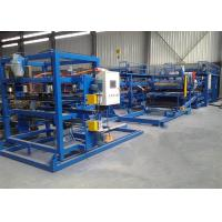Wholesale 380V Sandwich Panel Roll Forming Machine , Sheet Metal Roll Forming Machine from china suppliers