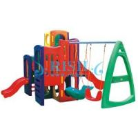 Wholesale Heated Plastic Playground Slide Equipment (RS326) from china suppliers