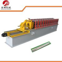 Wholesale Light Steel Cold Roll Forming Machine , Omega Shaped Metal Stud Roll Forming Machine from china suppliers