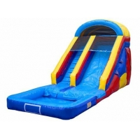 China Commercial Big Inflatable Water Slides For Adults on sale