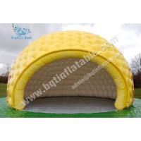 Buy cheap Inflatable half dome,inflatable bubble tent from wholesalers