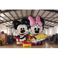 Wholesale Disney Mickey Minnie Inflatable Bouncer from china suppliers