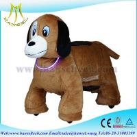 Wholesale Hansel coin operated childrens rides car electrical toy animal ride from china suppliers