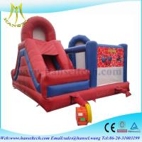Wholesale Hansel Cheap price new design inflatable obstacle course for rent from china suppliers