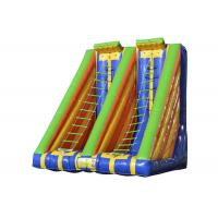 Wholesale Race Inflatable Sports Games Outdoor Toys Blow Up Ladder Climb Capacity 2 Persons from china suppliers