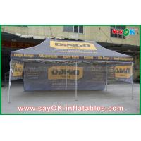 Wholesale 3X6m Premium Aluminum Advertising Folding Tent , Hexagonal Marquee / Gazebo from china suppliers