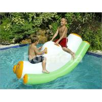 Wholesale Durable Commercial Grade PVC Tarpaulin Inflatable Water Totter For Children from china suppliers