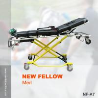 Wholesale Aluminum Alloy High Strength Roll-in Self Collapsible Ambulance rescue stretcher from china suppliers