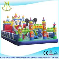 Wholesale Hansel children outdoor inflatable toys from china suppliers