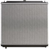 OEM 21460 EA215 Tube Fin Core Nissan Frontier Radiator With
