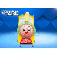Buy cheap 60W Thomas Kiddie Ride coin operated kiddie rides mini train arcade game from wholesalers