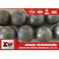 Wholesale 3 Inch Dia 20-1500 mm Forged and cast Grinding Steel Ball  Good Wear Resisitance from china suppliers