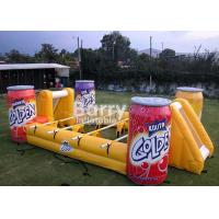 Wholesale Commercial Entertainment Mini Inflatable Soccer Game For Play 3 Years Warranty from china suppliers