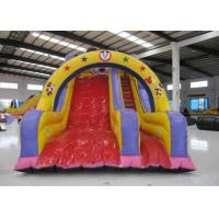 China Mickey High Slide Commercial Inflatable Water Slides 9 X 4.5 X 6m Enviroment - Friendly on sale