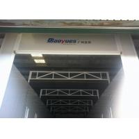 Wholesale Luxury 20.7 Meters Side Downdraft Paint Booth , Autobody Spray Booth Rental from china suppliers