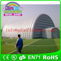 Wholesale Best PVC inflatable tent with canopy, inflatable camping tent, inflatable dome for sale from china suppliers