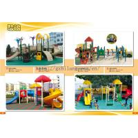 Wholesale Outdoor fitness playground equipement for kids from china suppliers
