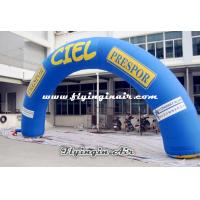 Wholesale Advertising Inflatable Polyester Arch for Outdoor Events and Display from china suppliers