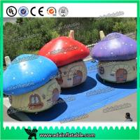 Wholesale Oxford Cloth Giant Inflatable Mushroom Advertising Inflatables For Event Party Decoration from china suppliers