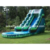 Wholesale Inflatable Water Slide (SKSlide-006V) from china suppliers