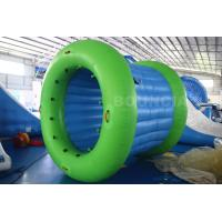 Wholesale 0.9mm PVC Tarpaulin Inflatable Water Walking Roller Ball With Durable Net Structure from china suppliers