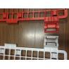 Wholesale 1.2 M Plastic Brick Guards For Scaffolding Safety , Plastic Scaffold Brick Guards from china suppliers