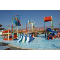 China Outdoor Kids Water Playground on sale