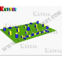 Wholesale 7 Man Standard Package,Inflatable paintball Bunker filed, paintball arena KPB016 from china suppliers