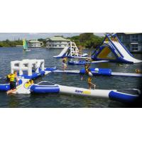 Wholesale Amusement floating Inflatable Water Park Equipments inflatable water game from china suppliers