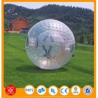 Wholesale Large Inflatable Zorb Ball on Ramp from china suppliers