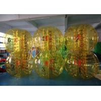 Wholesale Exciting Inflatable Soccer Games Full Color Adult Human Bubble Ball Suit from china suppliers