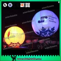 Wholesale Customized Festival Advertising Decoration Inflatable Lighting Ball Inflatable from china suppliers
