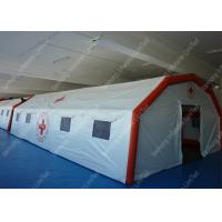 Wholesale Custom Durable Giant White Inflatable Tent , Inflatable Exhibition Tent Promotion from china suppliers