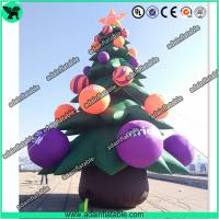 Wholesale 3m,5m Advertising Oxford Inflatable Tree,Event Inflatable Christmas Tree from china suppliers