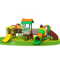 Wholesale Customized Plastic Backyard Playsets , Kids Plastic Play Gym Anti UV TQ-QS019 from china suppliers